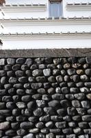 吉良川玉石塀